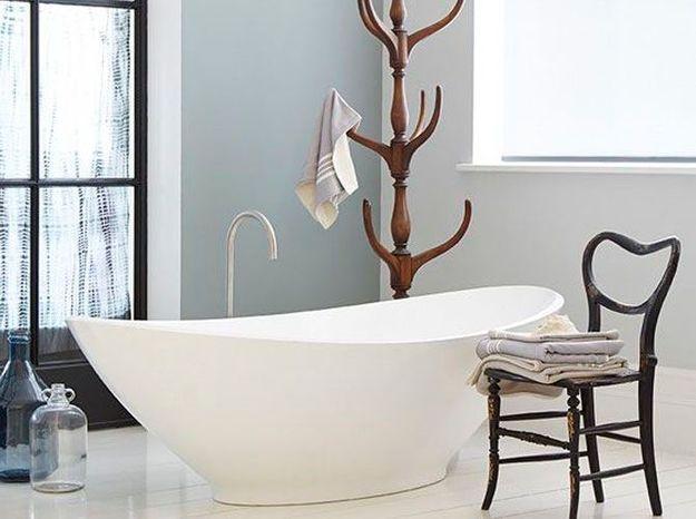 Salle de bains zen et épurée
