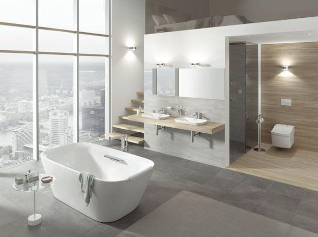 Salle de bains zen XXL