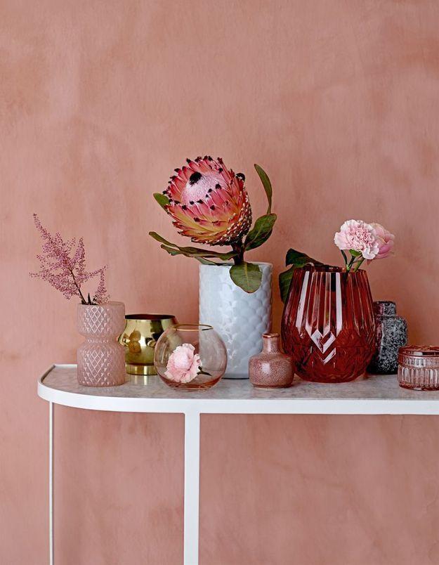 Un bouquet printanier qui change via des variétés venues d'ailleurs