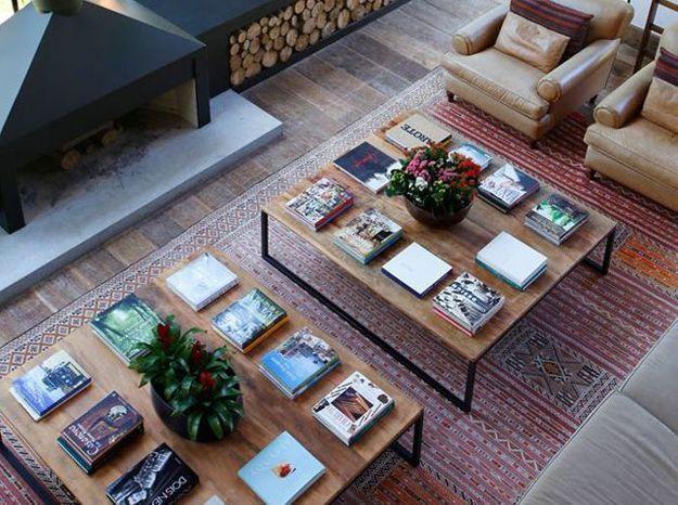 De beaux livres pour décorer ses tables basses
