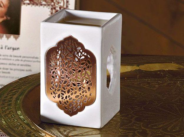 Deco orientale diffuseur parfum Nature & Découvertes