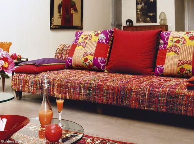 Vous aimez la décoration orientale?