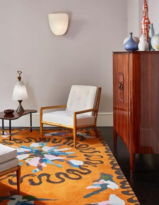 40 id es d co pour le salon elle d coration. Black Bedroom Furniture Sets. Home Design Ideas