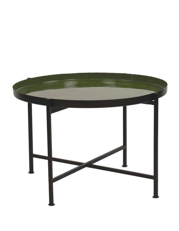 Table basse avec plateau amovible Pomax