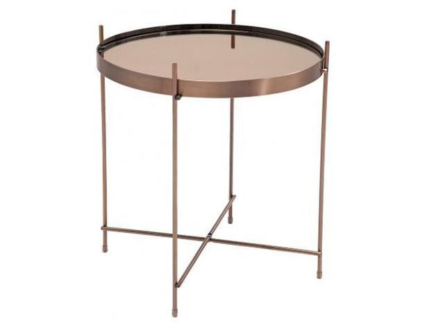 Table Appoint Cuivre
