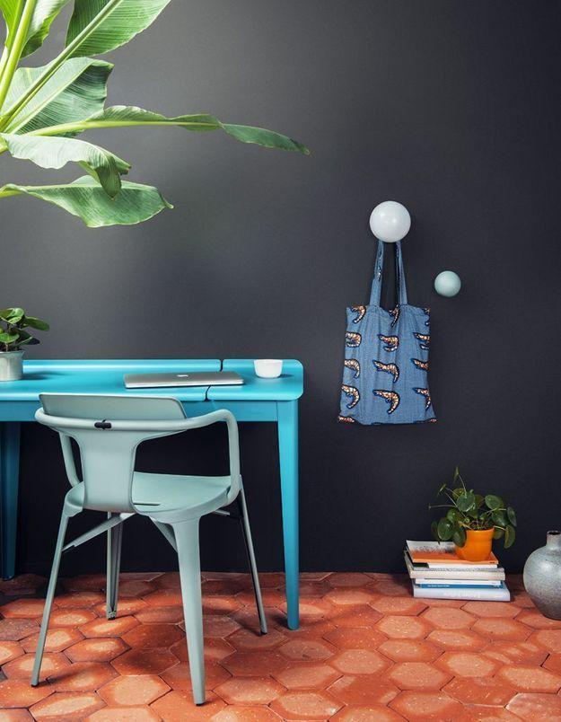 Bureau design Tolix