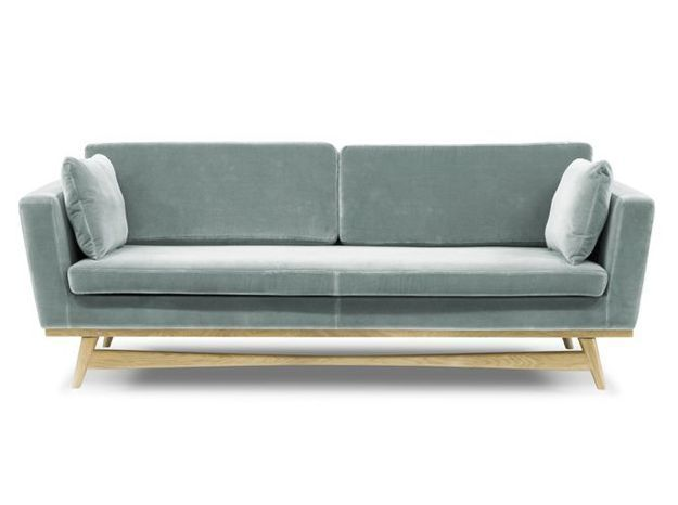 Un canapé design esprit fifties