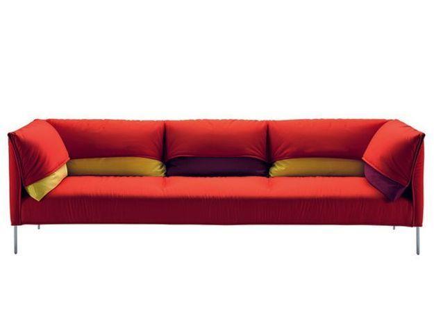 Un canapé design qui change de look