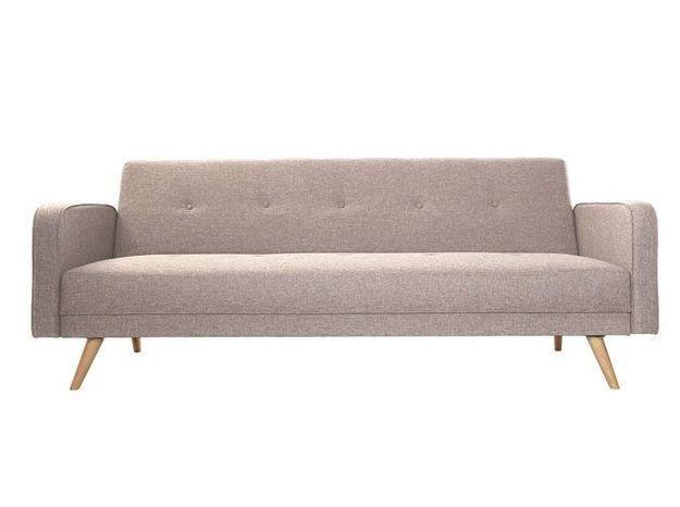 Un grand canapé design