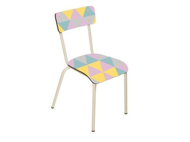 Une chaise arty