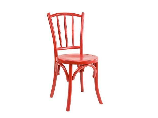 Une chaise bistrot