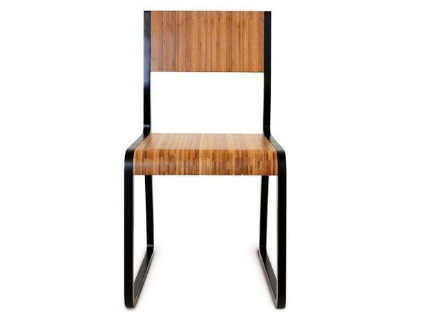 Une chaise exotique