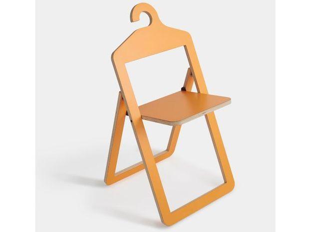 Une chaise fun