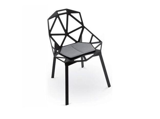 Une chaise futuriste