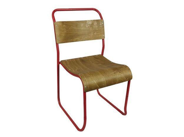 Une chaise rétro