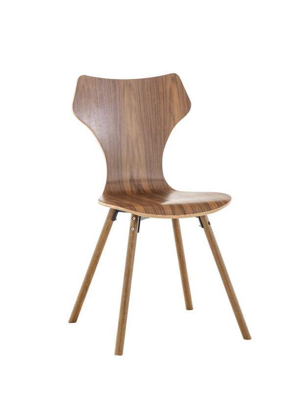 Chaise design pas chère chaleureuse