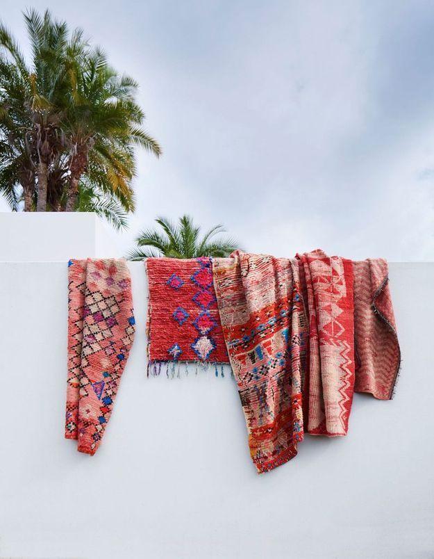 Comment Nettoyer Un Tapis Nos Astuces Infaillibles Elle Decoration