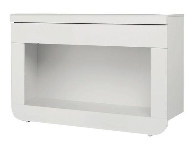 9. Console blanche