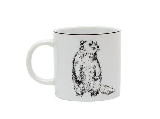 Mug marmotte monoprix