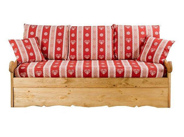 Canape le grenier alpin