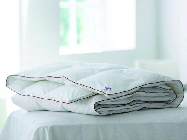 Une couette régulatrice de température pour encore mieux dormir