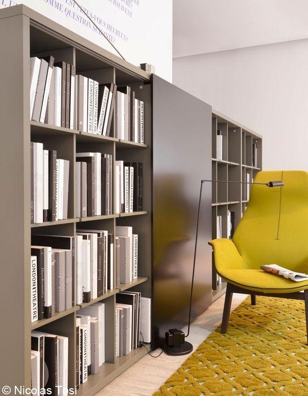 Bibliothèque Poliform