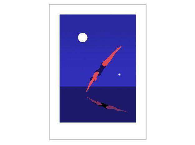 L'objet déco du jour : l'affiche Thomas Danthony