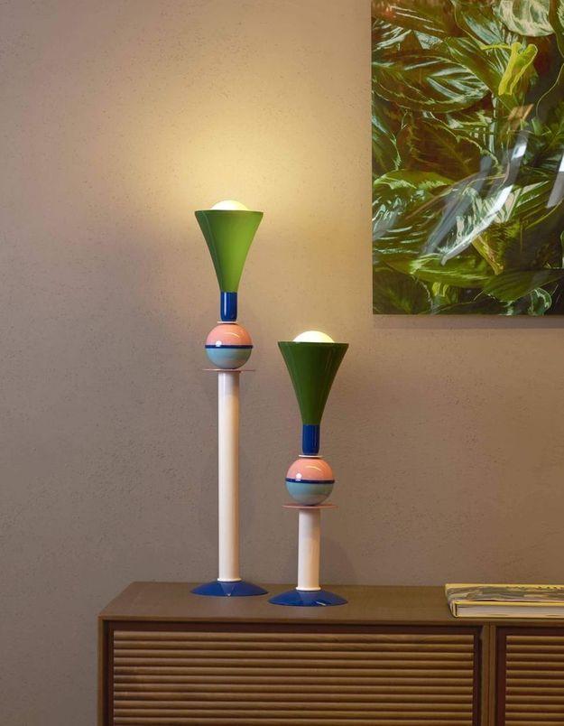 Lampe design pas chère Slide