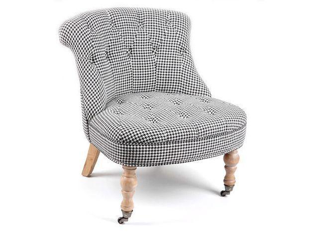 Le fauteuil crapaud roi du salon