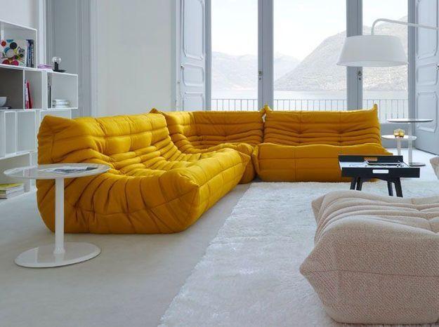 Un canapé modulable design