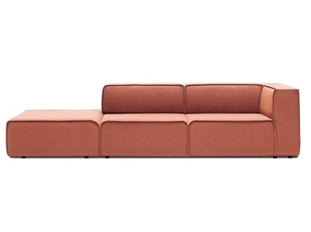 Un canapé modulable épuré