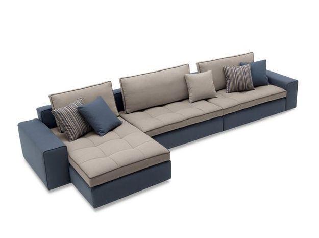 Un canapé modulable esprit lounge