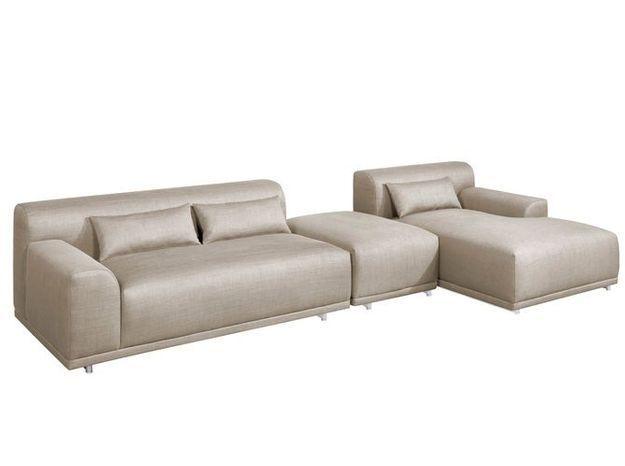 Un canapé modulable XXL