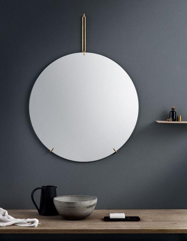 Miroir design Moebe