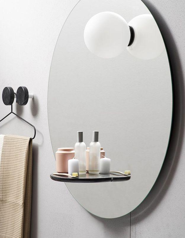 Miroir pratique