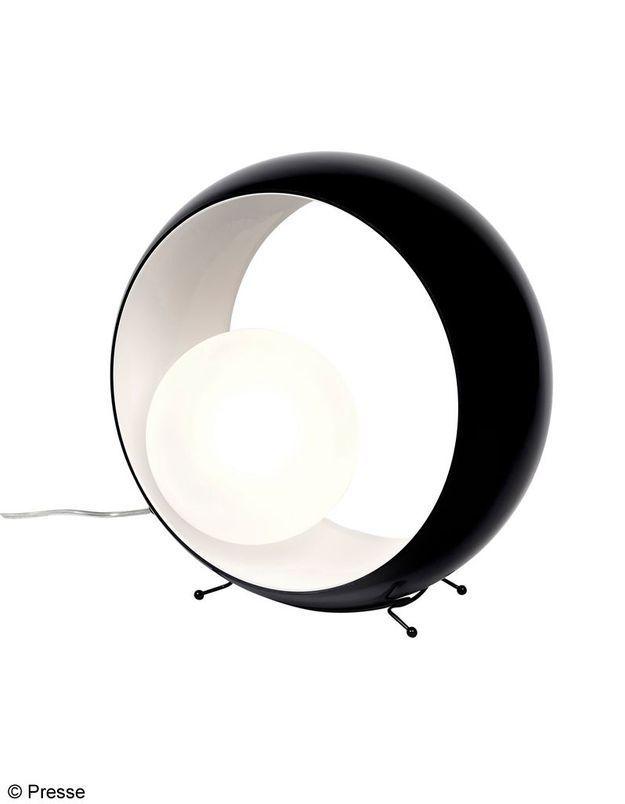 Lampe en verre Laurie Lumière