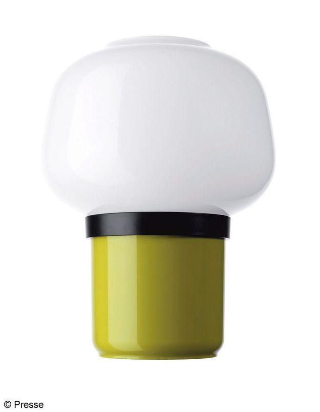 Lampe en verre suofflé Foscarini