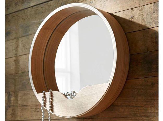 Un miroir vide-poches