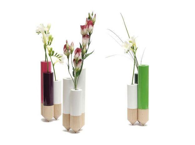 Vase soliflore original