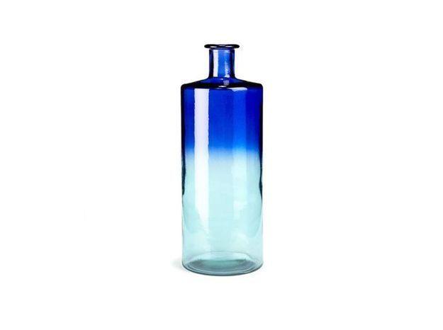 Vase soliflore bleu