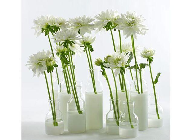 Vase bouteille soliflore