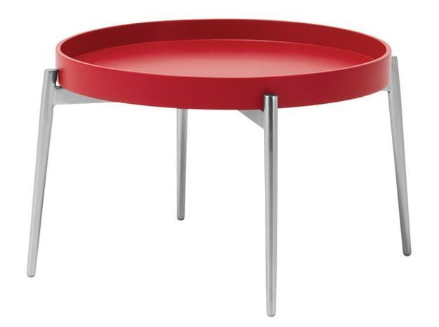 Table rouge bo concept