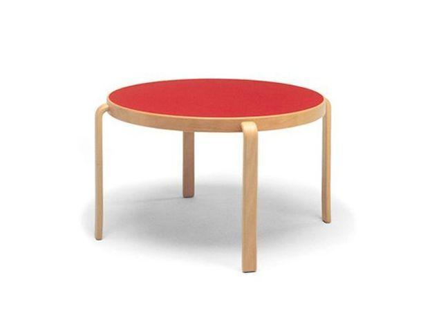Table rouge la boutique danoise