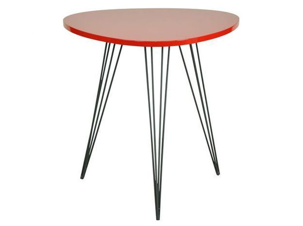 Table rouge sema