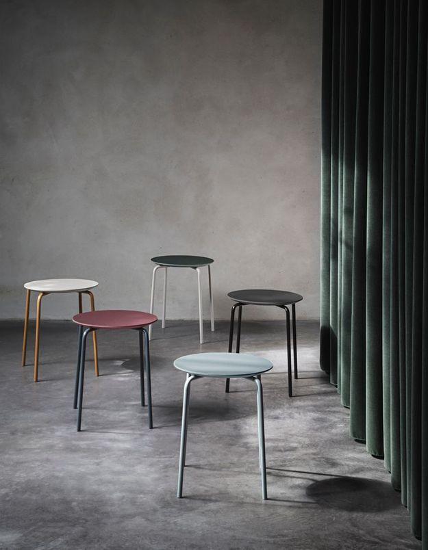 Tabouret design Ferm Living