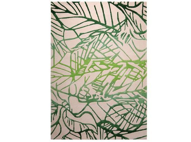 Tapis style tropical