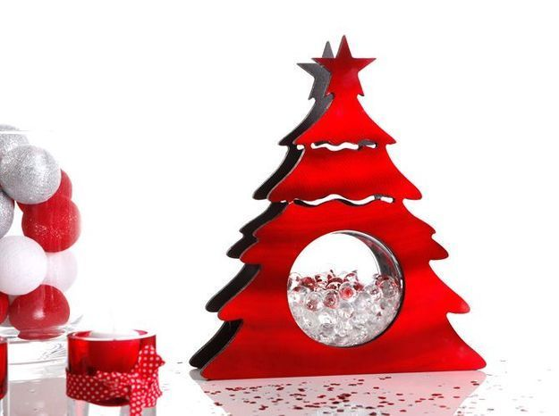 Centre de table sapin miliboo