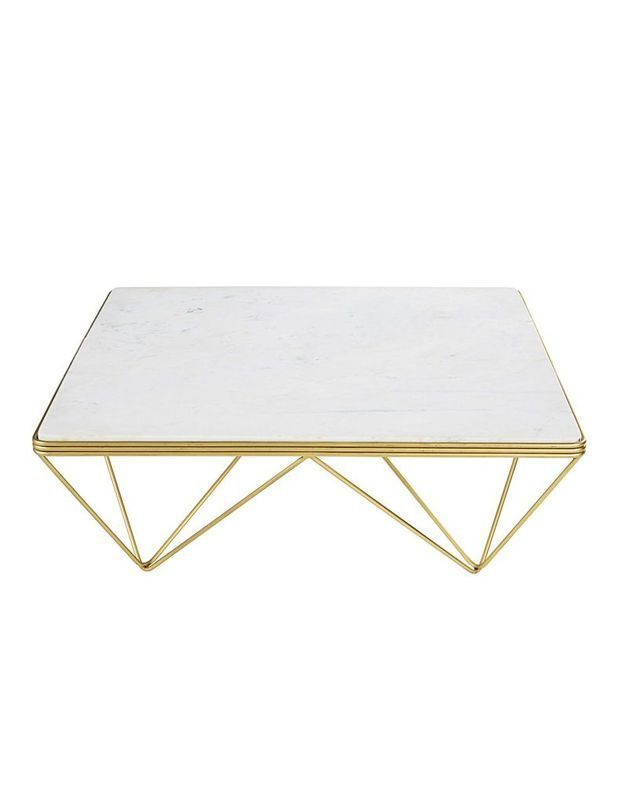 Table basse en marbre Maisons du Monde