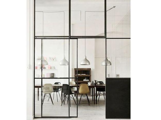 Une cloison coulissante pour créer deux espaces à vivre