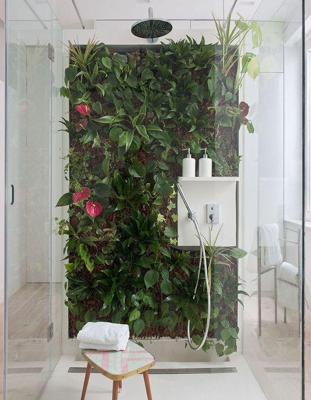 Végétaliser son intérieur sans perdre de place en optant pour le mur végétal